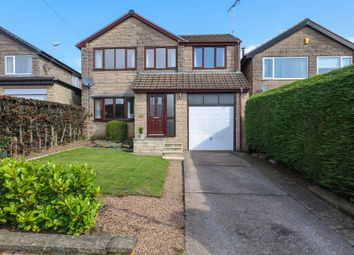 5 bed detached house for sale in Longcroft Road, Dronfield Woodhouse, Dronfield S18