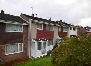 Thumbnail 3 bed terraced house to rent in Bradford Close, Plymouth, Devon