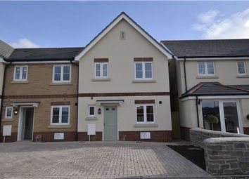 Thumbnail 3 bed terraced house for sale in Burton+, Plot 3 - Charlotte Mews, Cadbury Heath, Bristol