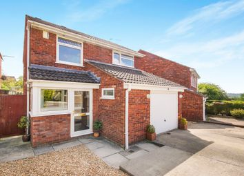 Thumbnail 3 bed detached house for sale in Oakhill Avenue, Bitton, Bristol