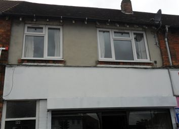 Thumbnail 2 bed flat to rent in Hawthorn Road, Kingstanding, Birmingham