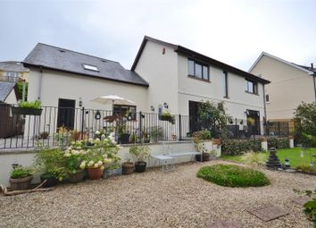 Thumbnail 4 bed detached house for sale in Caradog Court, Ferryside