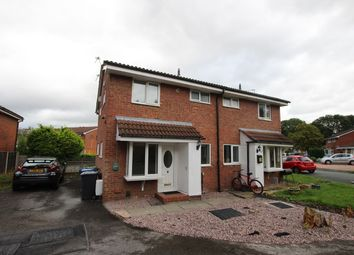 Thumbnail 1 bed semi-detached house to rent in Mansfield Close, Birchwood, Warrington