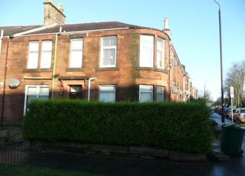 Thumbnail 1 bedroom flat to rent in Flat 5, 14 Old Mill Road, Kilmarnock, Ayrshire