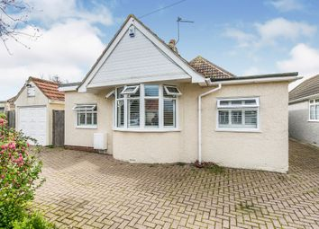 Thumbnail 3 bed bungalow for sale in Edison Road, Holland-On-Sea, Clacton-On-Sea