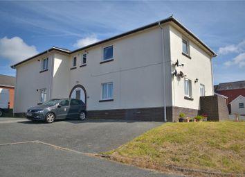 Thumbnail 2 bedroom flat for sale in Flat 14, Llanion House, Devonshire Road, Pembroke Dock