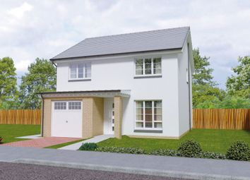 Thumbnail 4 bed detached house for sale in The Leven, Middleton Road, Perceton, Irvine, North Ayrshire