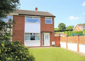 Thumbnail 3 bed semi-detached house for sale in Nant Eos, Holway, Holywell, Flintshire