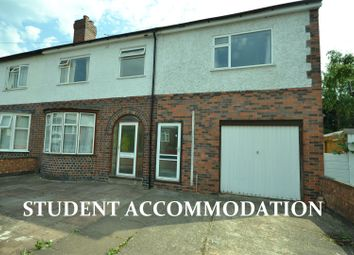 Thumbnail 5 bedroom semi-detached house for sale in Gainsborough Road, Knighton, Leicester