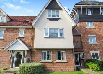 Thumbnail 2 bed flat for sale in Old Market Road, Stalham, Norwich