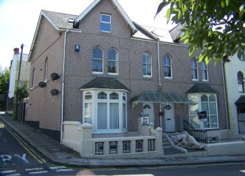 Thumbnail 1 bed flat to rent in Napier Terrace, Mutley Plain, Plymouth