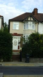 Thumbnail 3 bed semi-detached house to rent in Valley Road, Streatham, London, Greater London