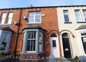 Thumbnail 3 bed terraced house for sale in Blackwell Road, Carlisle, Cumbria