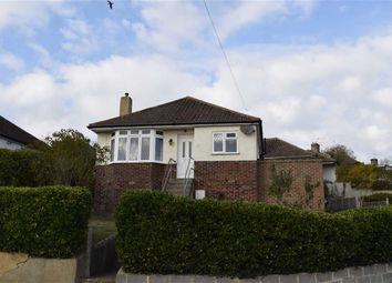 Thumbnail 2 bed detached bungalow for sale in Conqueror Road, St Leonards-On-Sea, East Sussex
