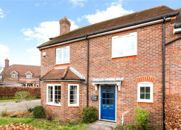 Thumbnail 3 bed semi-detached house for sale in Hollycroft, Ashford Hill, Thatcham, Hampshire