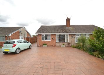 Thumbnail 2 bed semi-detached bungalow for sale in Greenacres Way, Newport