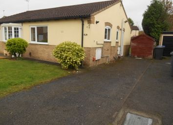 Thumbnail 2 bed semi-detached bungalow to rent in Thorness Close, Alvaston, Derby