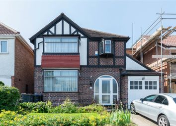 Thumbnail 4 bed detached house for sale in Woodlands Road, Sparkhill, Birmingham, West Midlands