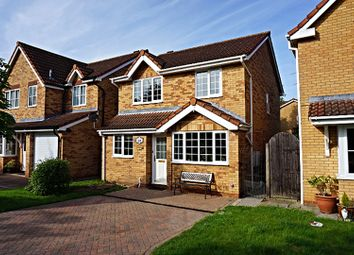 Thumbnail 3 bed detached house for sale in Coltsfoot, Biggleswade
