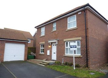 Thumbnail 3 bed detached house for sale in Sheldon Road, Scartho Top, Grimsby