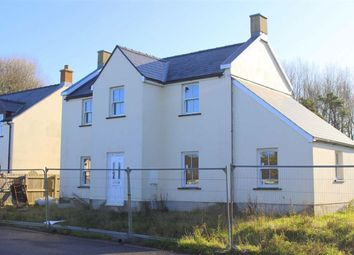 Thumbnail 3 bed detached house for sale in Hays Lane, Sageston, Tenby