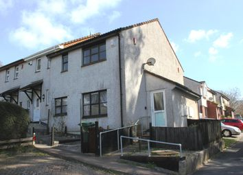 Thumbnail 1 bed end terrace house for sale in Truro Drive, Badgers Wood, Plymouth