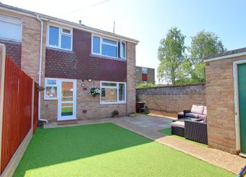 Thumbnail 3 bed terraced house for sale in Sutherland Close, Romsey, Hampshire