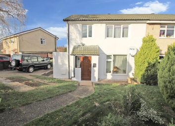 Thumbnail 3 bedroom semi-detached house for sale in Ferndown Road, Rugby