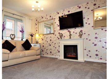 Thumbnail 4 bed semi-detached house for sale in Kings Lodge, Kings Norton, Birmingham
