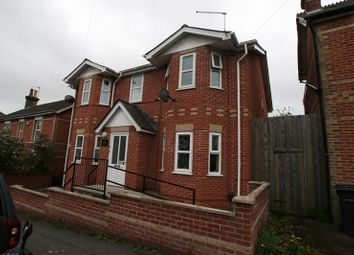 Thumbnail 1 bed flat to rent in Melville Road, Winton, Bournemouth