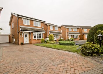 Thumbnail 3 bed detached house for sale in Eskdale Close, Yarm