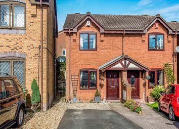 Thumbnail 2 bed semi-detached house for sale in Lambert Fold, Dudley