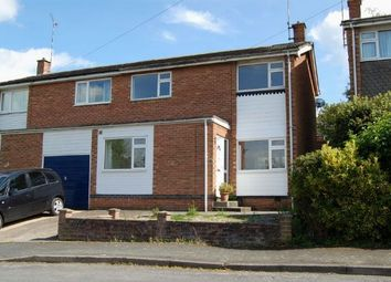 Thumbnail 3 bed semi-detached house for sale in The Pyghtles, Daventry, Northants