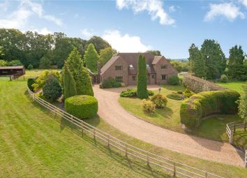 Thumbnail 4 bed detached house for sale in The Hangers, Bishops Waltham, Hampshire