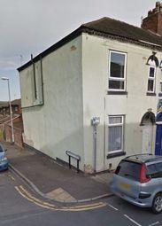 Thumbnail 1 bed flat to rent in St Ann Street, Hanley, Stoke-On-Trent