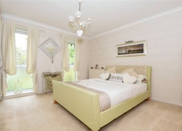 Thumbnail 2 bed flat for sale in Roundhedge Way, Enfield