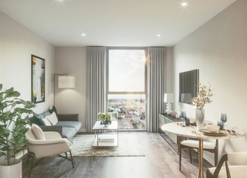Thumbnail 1 bedroom flat for sale in The Hallmark Green Quarter, Manchester City Centre