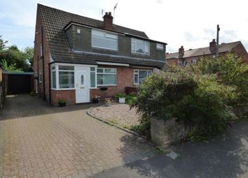 Thumbnail 3 bed semi-detached house for sale in Sycamore Street, Sale, Greater Manchester