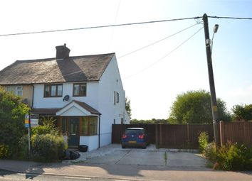 Thumbnail 3 bed semi-detached house for sale in Kirby Road, Great Holland, Frinton-On-Sea, Essex