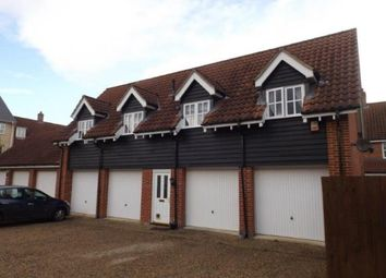 Thumbnail 2 bedroom flat for sale in Mulbarton, Norwich, Norfolk