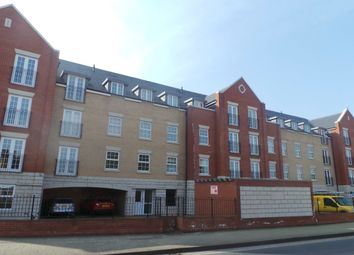 Thumbnail 1 bed flat to rent in Pickerel Court, Station Road East, Stowmarket, Suffolk