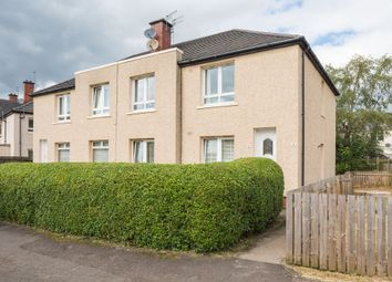 Thumbnail 2 bed flat for sale in Ashby Crescent, Knightswood