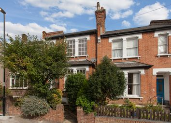 Thumbnail 4 bed terraced house for sale in Queenswood Road, London
