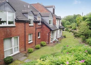 Thumbnail 1 bedroom flat to rent in Maryville Avenue, Giffnock, Glasgow