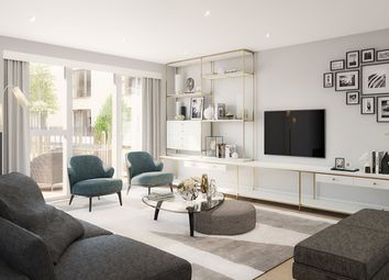 "Thumbnail 3 bed duplex for sale in ""Eider Apartments"" at Meadowlark House, Moorhen Drive, Hendon, London"