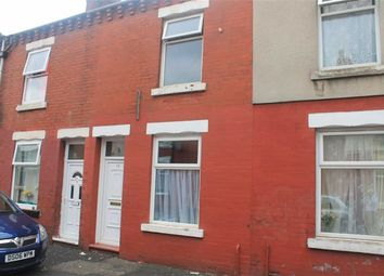 Thumbnail 2 bed terraced house for sale in Smart St, Longsight, Manchester