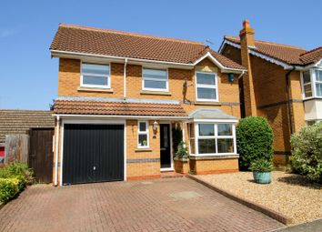 4 bed detached house for sale in Stourhead Drive, East Hunsbury, Northampton NN4