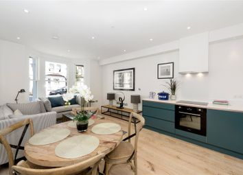 Thumbnail 2 bed flat for sale in Sherbrooke Road, Fulham, London