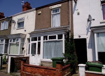 Thumbnail 2 bedroom terraced house to rent in Whites Road, Cleethorpes