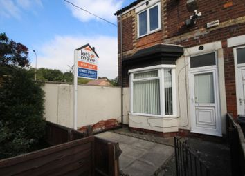 Thumbnail 2 bedroom end terrace house for sale in Maye Grove, Dansom Lane North, Hull
